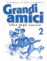 ELI s.r.l. GRANDI AMICI 2 LIBRO DEGLI ESERCIZI - GERNGROSS, G., PUCHTA,... cena od 86 Kč