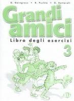 ELI s.r.l. GRANDI AMICI 3 LIBRO DEGLI ESERCIZI - GERNGROSS, G., PUCHTA,... cena od 86 Kč