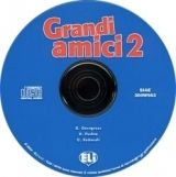 ELI s.r.l. GRANDI AMICI 2 AUDIO CD - GERNGROSS, G., PUCHTA, H., RETTARO... cena od 284 Kč
