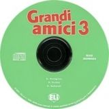 ELI s.r.l. GRANDI AMICI 3 AUDIO CD - GERNGROSS, G., PUCHTA, H., RETTARO... cena od 283 Kč