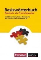 Bibliographisches Institut & F DUDEN - BASISWÖRTERBUCH DEUTSCH ALS FREMDSPRACHE cena od 235 Kč