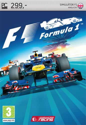 Game shop, s.r.o. F1 2012 cena od 196 Kč