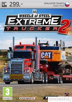 Game shop, s.r.o. 18 Wheels of Steel Extreme Trucker 2 cena od 75 Kč