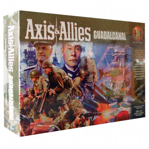 Avalon Hill Axis & Allies: GUADALCANAL