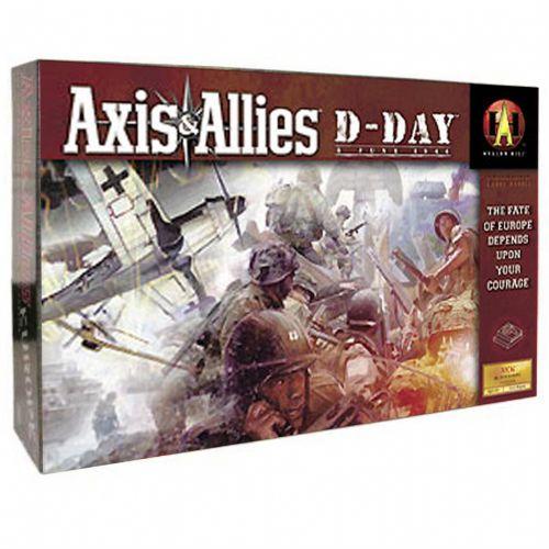 Avalon Hill Axis & Allies: D-DAY
