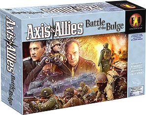 Avalon Hill Axis & Allies: Battle of the Bulge