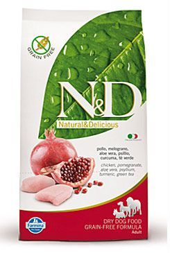 Farmina N a D Grain Free DOG Adult Chicken a Pomegranate 2,5 kg