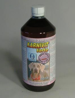 Aquamid Karnivit forte 1 l