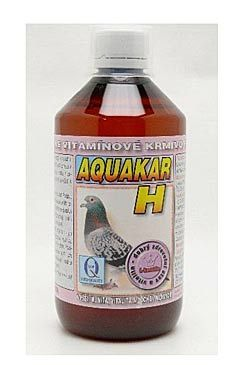 Aquamid Karnivit pro holuby 1 l