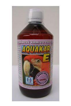 Aquamid Karnivit pro exoty 1 l