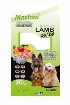 Delikan Dog Premium Maximo Lamb 20 kg