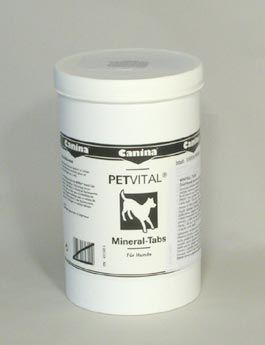 Canina pharma Canina Petvital Mineral Tabs 1000 g