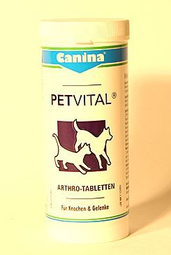 Canina pharma Canina Petvital Arthro-Tabs 180 tablet