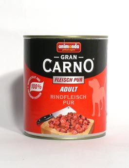 Askino Animonda GRANCARNO konzerva ADULT hovězí 800 g