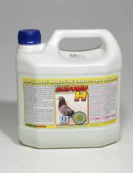 Aquamid Acidomid H holubi 3 l