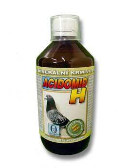 Aquamid Acidomid H holubi 500 ml