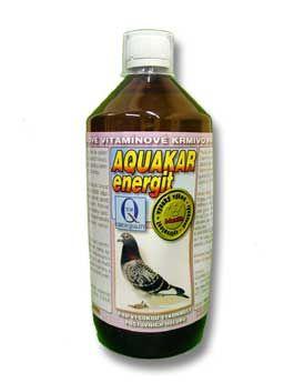 Aquamid Energit holubi 1 l