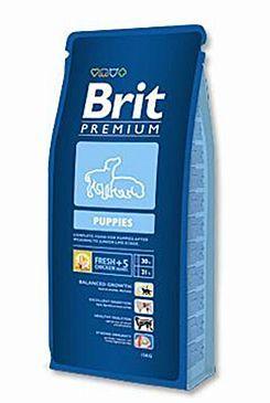 Brit Premium Dog Puppies 1 kg