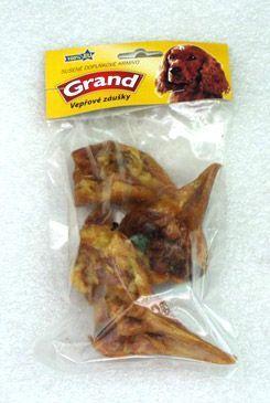 Jeseničan GRAND Sušená Mňamka vepřové záušky 100 g