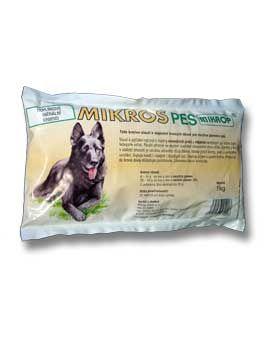 Mikrop ČEBÍN Mikros pro psy plv 1 kg