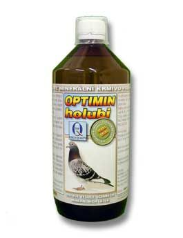 Aquamid Optimin H holubi sol 1 l