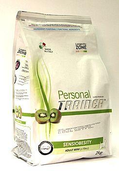 Nova Foods Trainer Personal Mini Sensiobesity 2 kg
