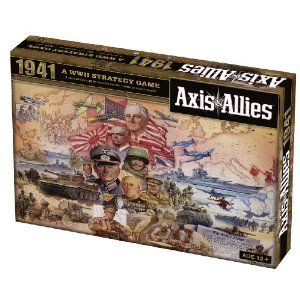 Avalon Hill Axis & Allies: 1941 The World is at War!