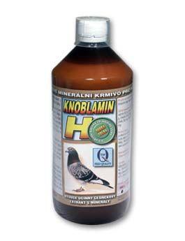 Aquamid Knoblamin H pro holuby česnekový olej 1 l