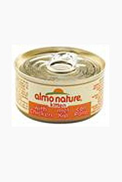Almo Nature Classic konz. Kitten kuře 70 g