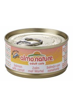 Almo Nature Classic losos plus mrkev 70 g