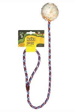 Tommi Míč na šňůře dutý bez rolničky 60 cm