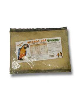 Mikrop ČEBÍN Mikros VGE pro papoušky plv 1 kg