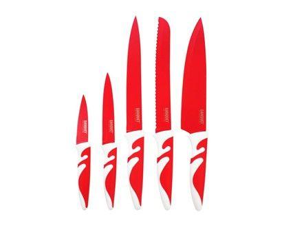 BANQUET SYMBIO NEW Rosso sada nožů cena od 289 Kč