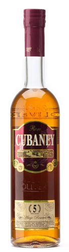 CUBANEY ANEJO RESERVA SOLERA 5 let 0,7 L cena od 309 Kč