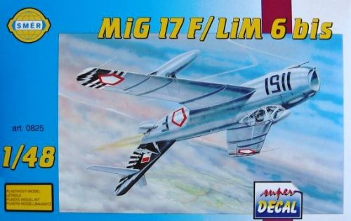 SMĚR Mig 17 F cena od 119 Kč