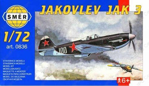SMĚR Jakovlev Jak 3 cena od 77 Kč