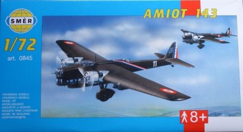 SMĚR Amiot 143 cena od 114 Kč