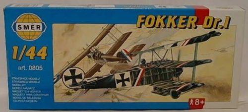 SMĚR Fokker Dr. 1 1:48 cena od 78 Kč