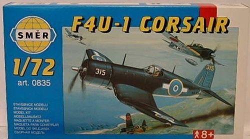 SMĚR Chance Vought F4U-1 Corsair cena od 98 Kč