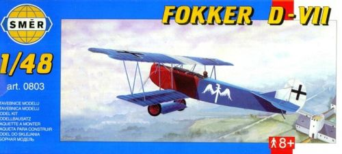 SMĚR Fokker D-VII