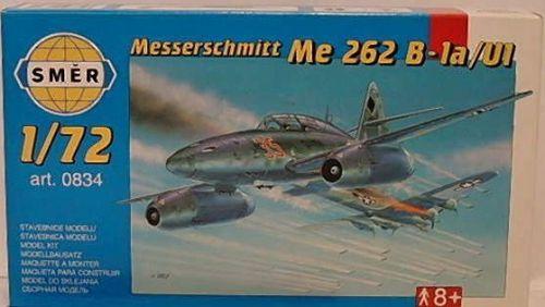 SMĚR Messerschmitt Me 262 B-1a/U1 cena od 85 Kč