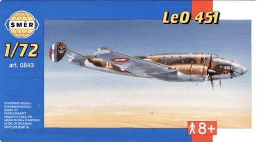 SMĚR Leo 451 cena od 114 Kč