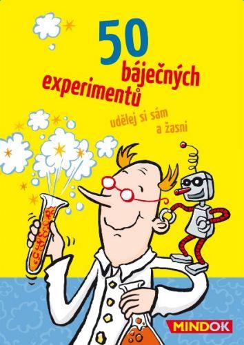 Mindok: 50 báječných experimentů