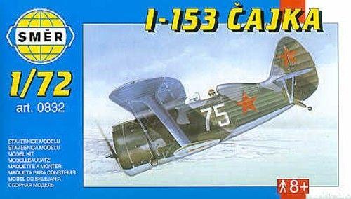 SMĚR Polikarpov I-153 Čajka cena od 75 Kč