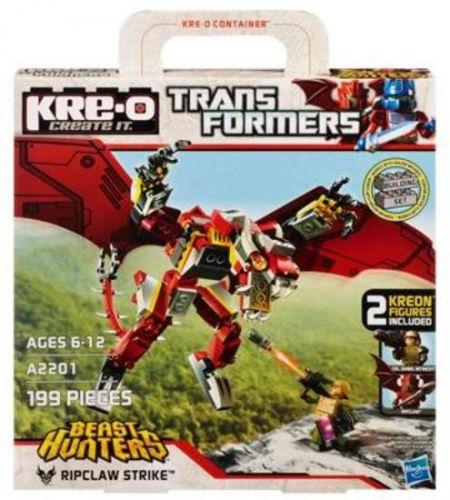 Hasbro KRE-O Transformers Dračí útok cena od 249 Kč