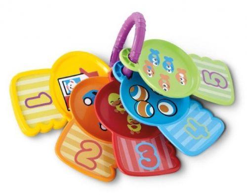 MATTEL Fisher Price barevné klíčky Y4294 cena od 0 Kč