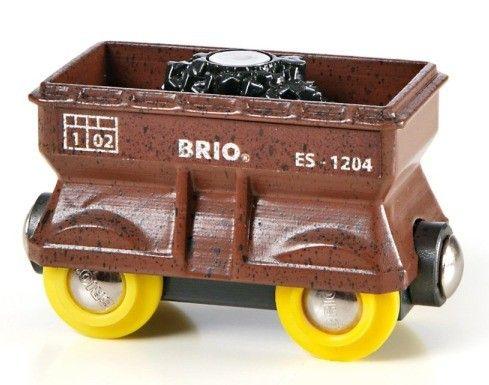 Brio Vagon na přepravu uhlí
