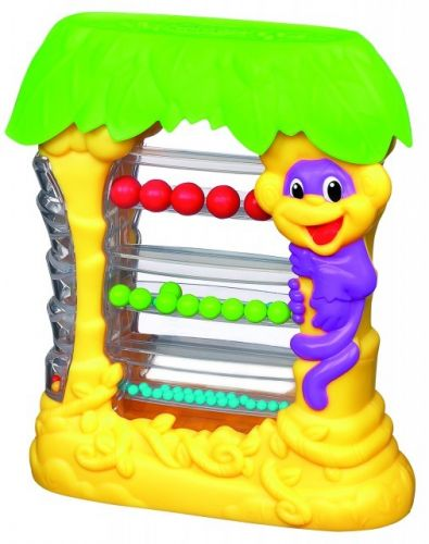 HASBRO PlaySkool počítací opička cena od 259 Kč