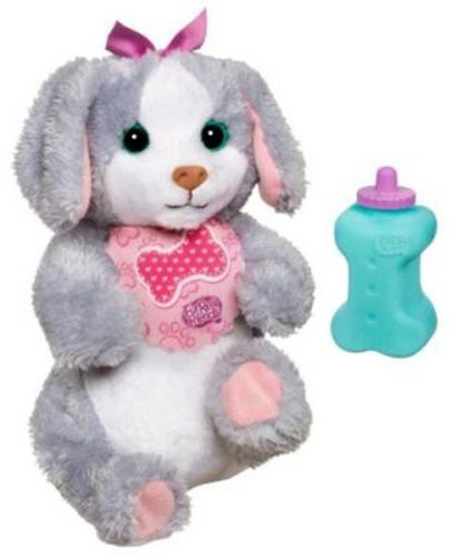 HASBRO FRF Interaktivní zvířátko s krmením králíček cena od 0 Kč