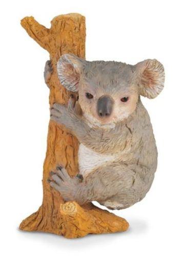 Mac Toys Figurka Koala na stromě cena od 60 Kč